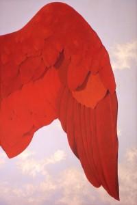0101 Röd vinge 1971