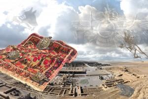 Persepolis himmel