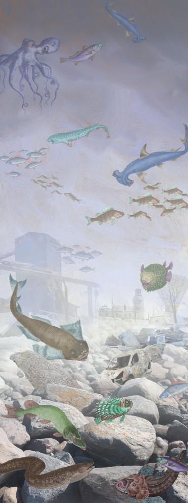 Akvarium Nykvarn